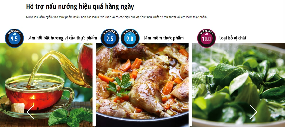Panasonic TK-AS66 giúp cho việc nấu ăn sạch, ngon và bổ dưỡng hơn