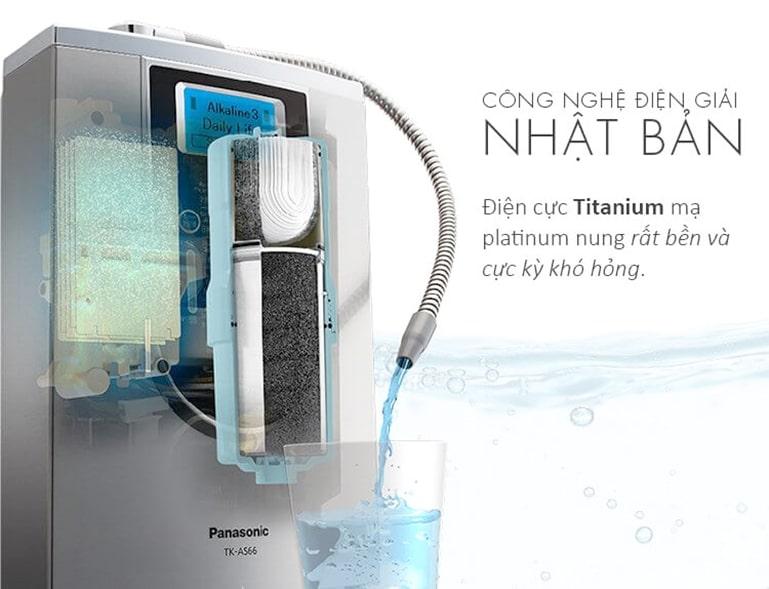 Ứng dụng điện cực Titanium cực kỳ bền và khó hỏng
