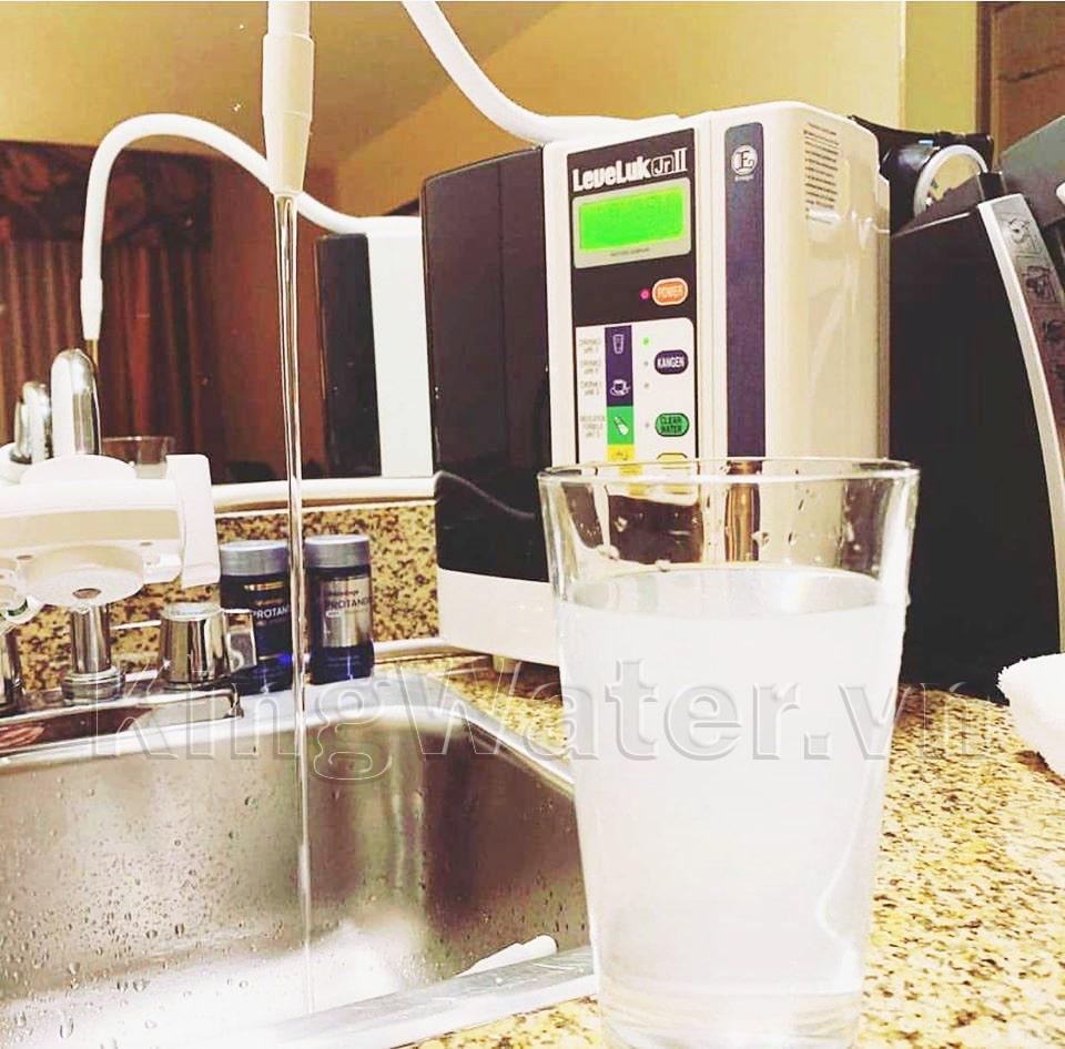 Hình thực tế máy lọc nước Kangen Leveluk JR2