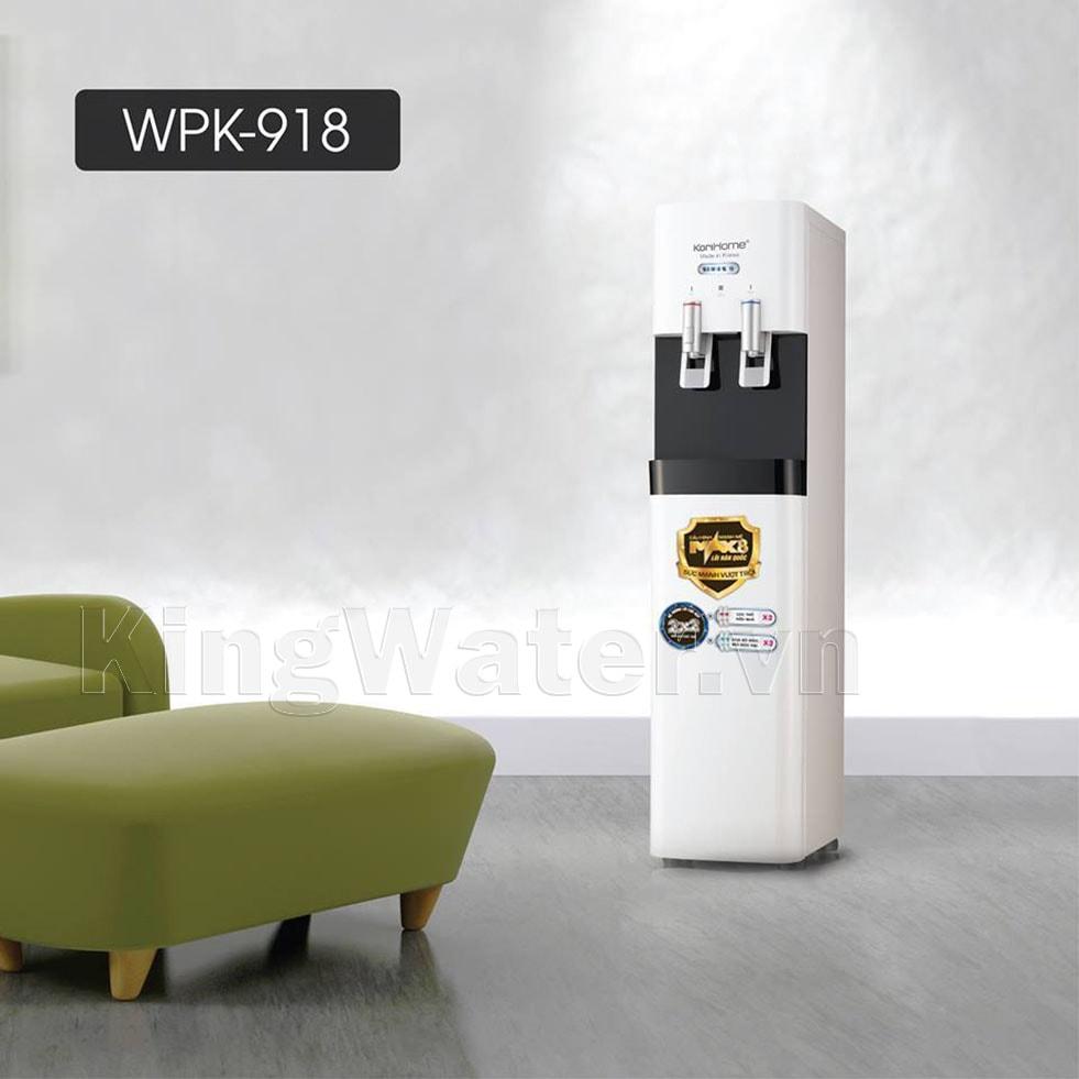 Hình ảnh thực tế dòng máy Korihome WPK-918