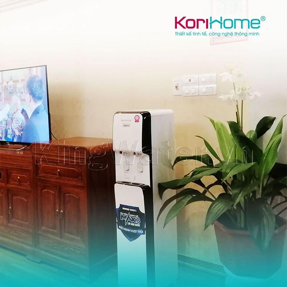 Hình ảnh thực tế dòng máy lọc nước Korihome WPK-938