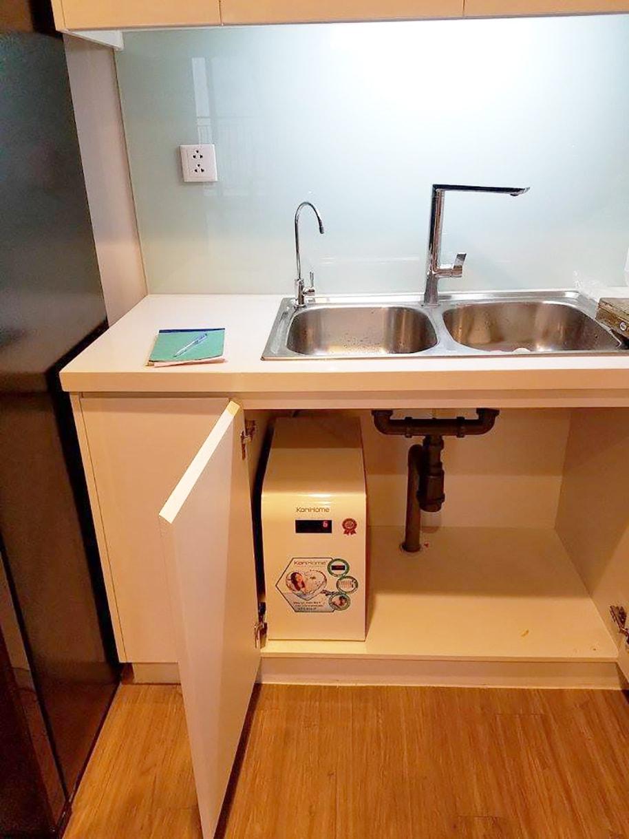 Hình ảnh thực tế máy lọc nước Korihome WPK-606 cao cấp