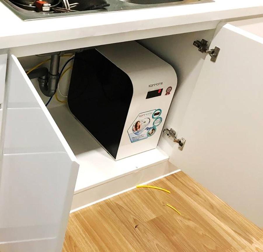 Hình ảnh thực tế máy lọc nước Korihome WPK-606
