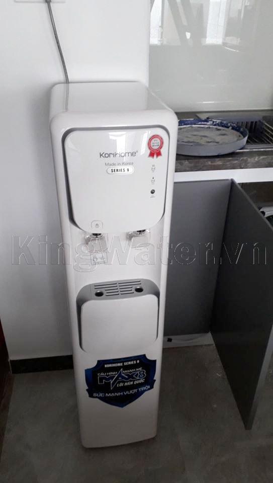 Hình ảnh thực tế máy lọc nước Korihome WPK-916