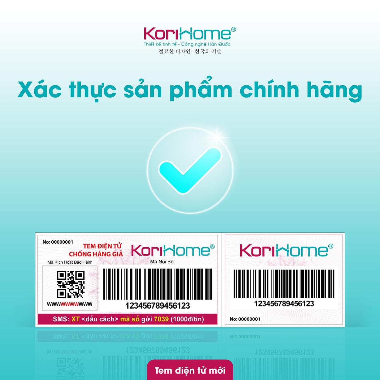 Korihome WPK 913 được xác nhận chính hãng