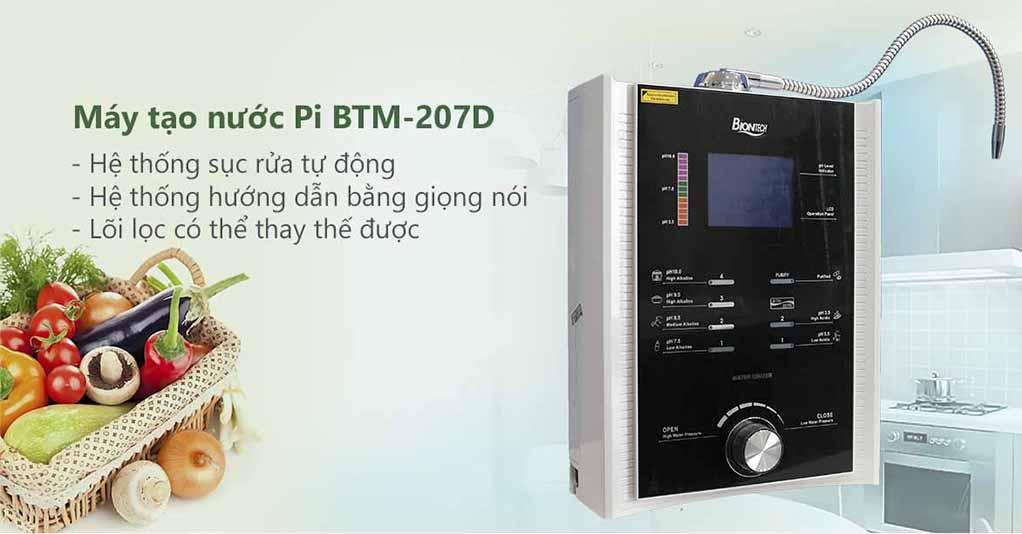 Tập đoàn Biontech là một trong 3 thương hiệu máy lọc nước ion kiềm Hàn Quốc cao cấp nhất