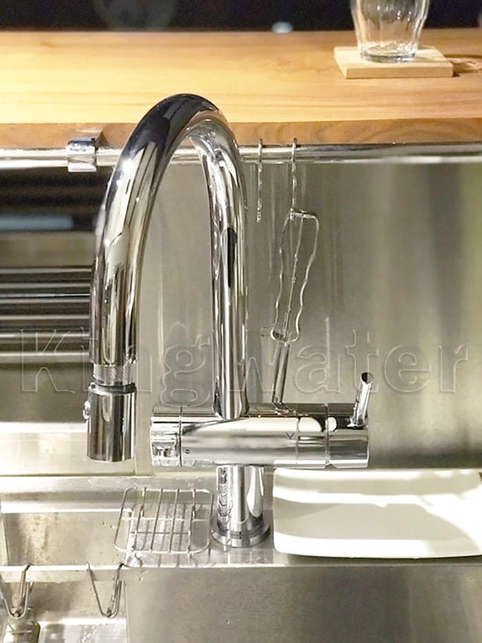 Hình ảnh thực tế dòng máy lọc nước Cleansui EU201