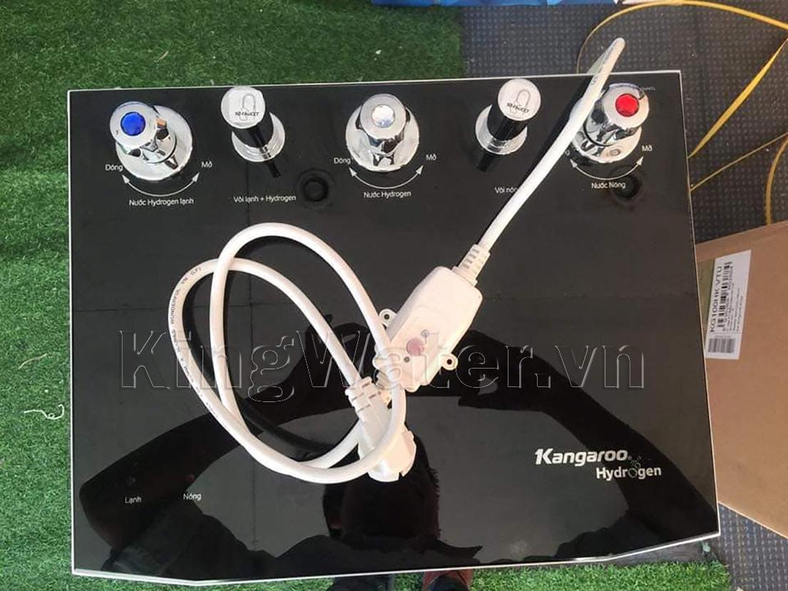 Hình ảnh thực tế dòng máy lọc nước Kangaroo KG100HK VTU