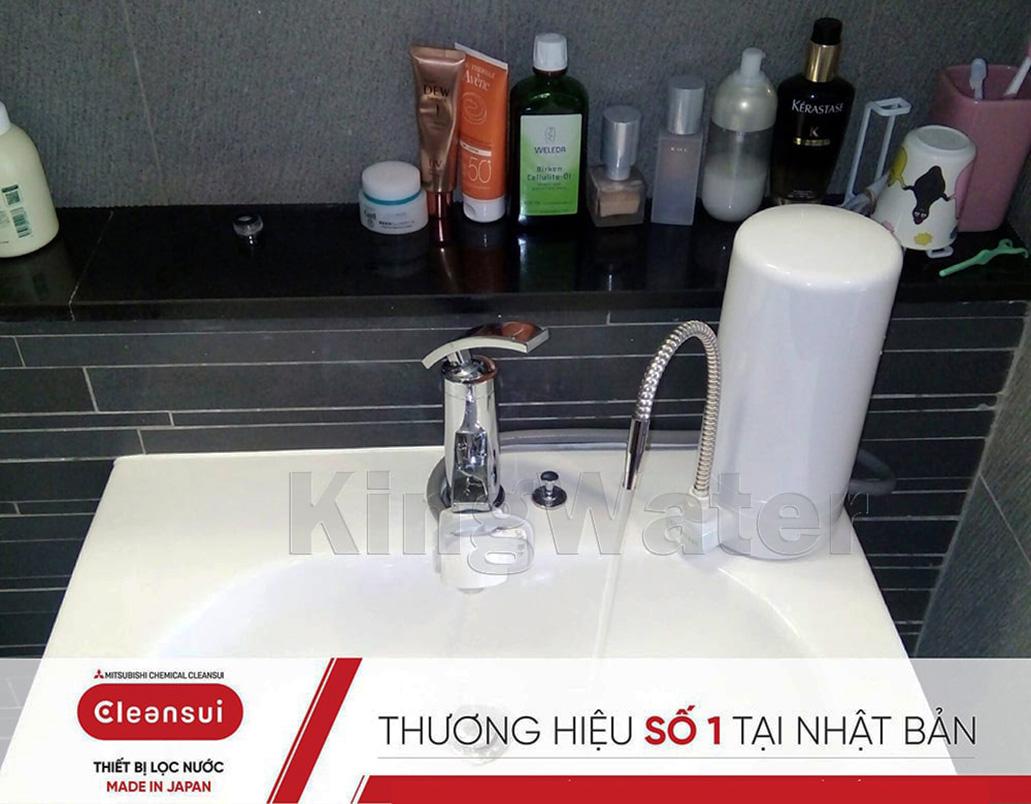 Hình ảnh thực tế máy Cleansui ET101