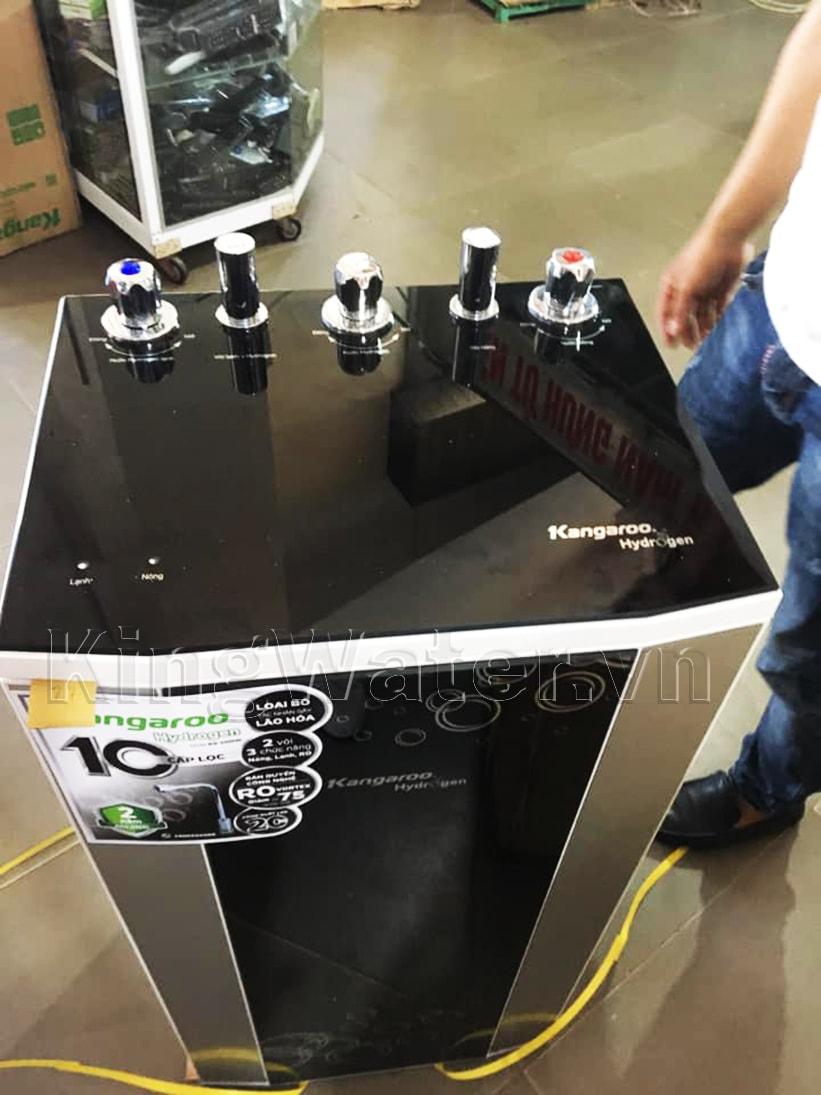 Hình ảnh thực tế máy lọc nước Kangaroo KG100HK VTU