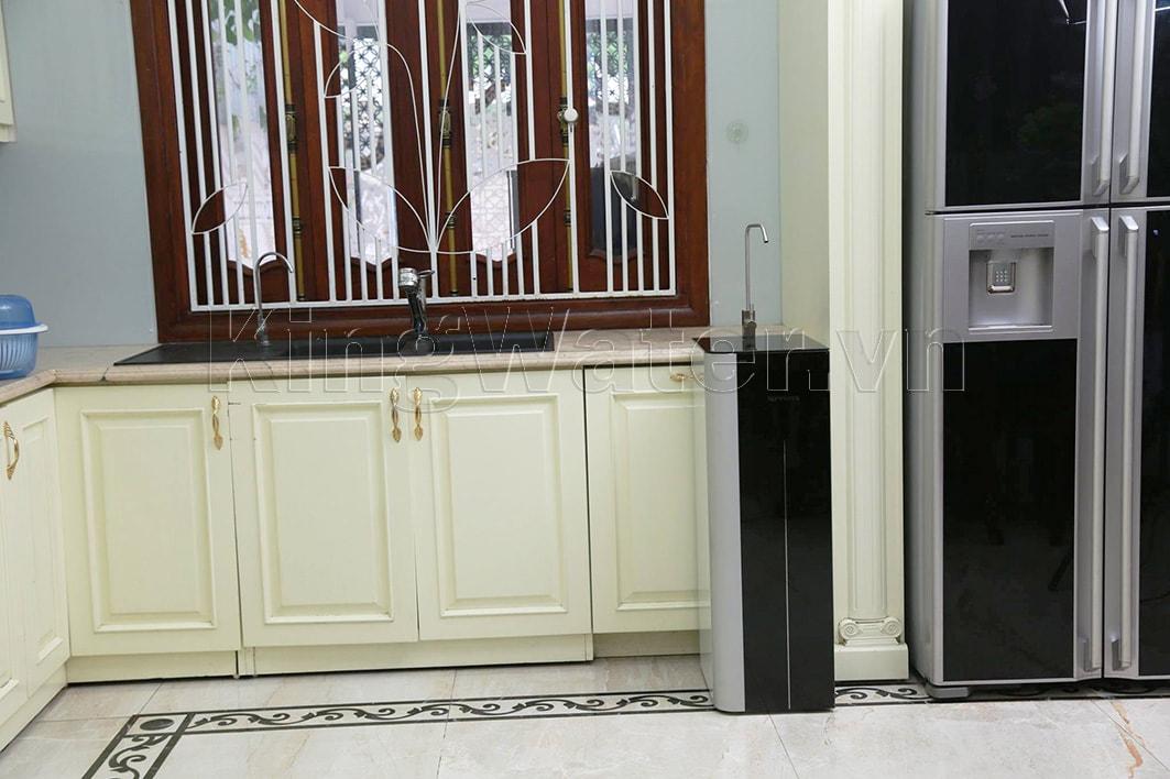 Hình ảnh thực tế máy lọc nước Korihome model WPK-G61
