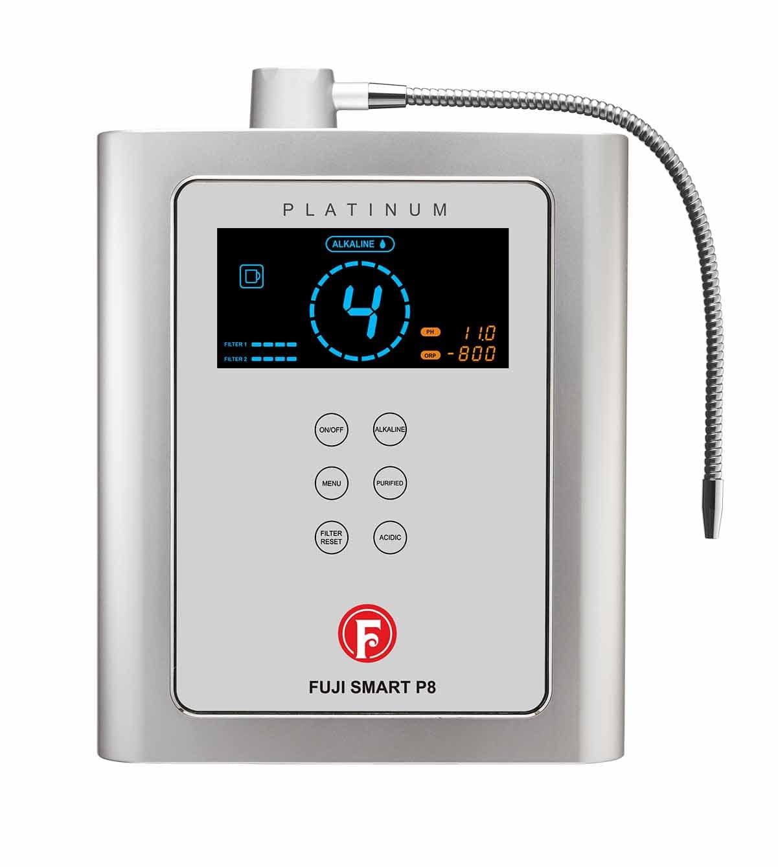 Máy lọc nước Fuji Smart P8 cũng được đánh giá rất cao về chất lượng
