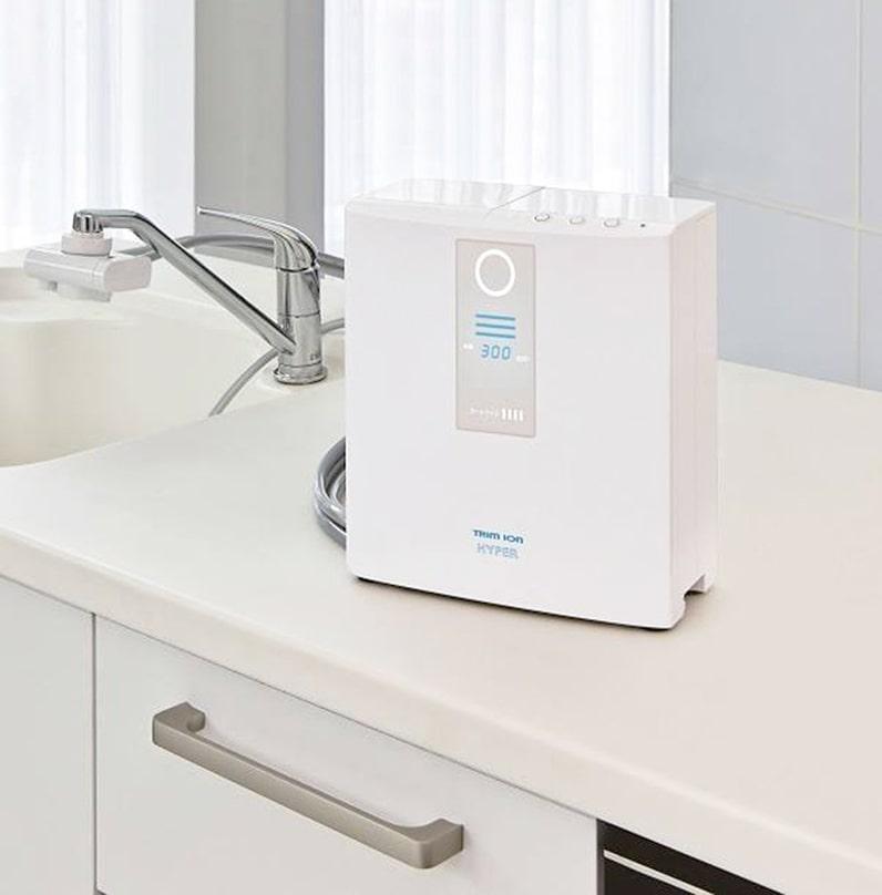 Máy lọc nước điện giải Trim ion Hyper cũng là model được ưa chuộng