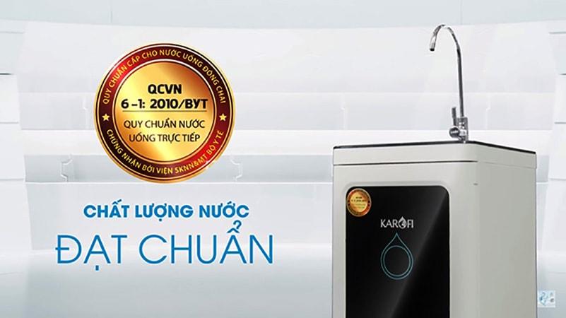 Máy lọc nước Karofi là thương hiệu hàng đầu tại Việt Nam với nhiều năm kinh nghiệm