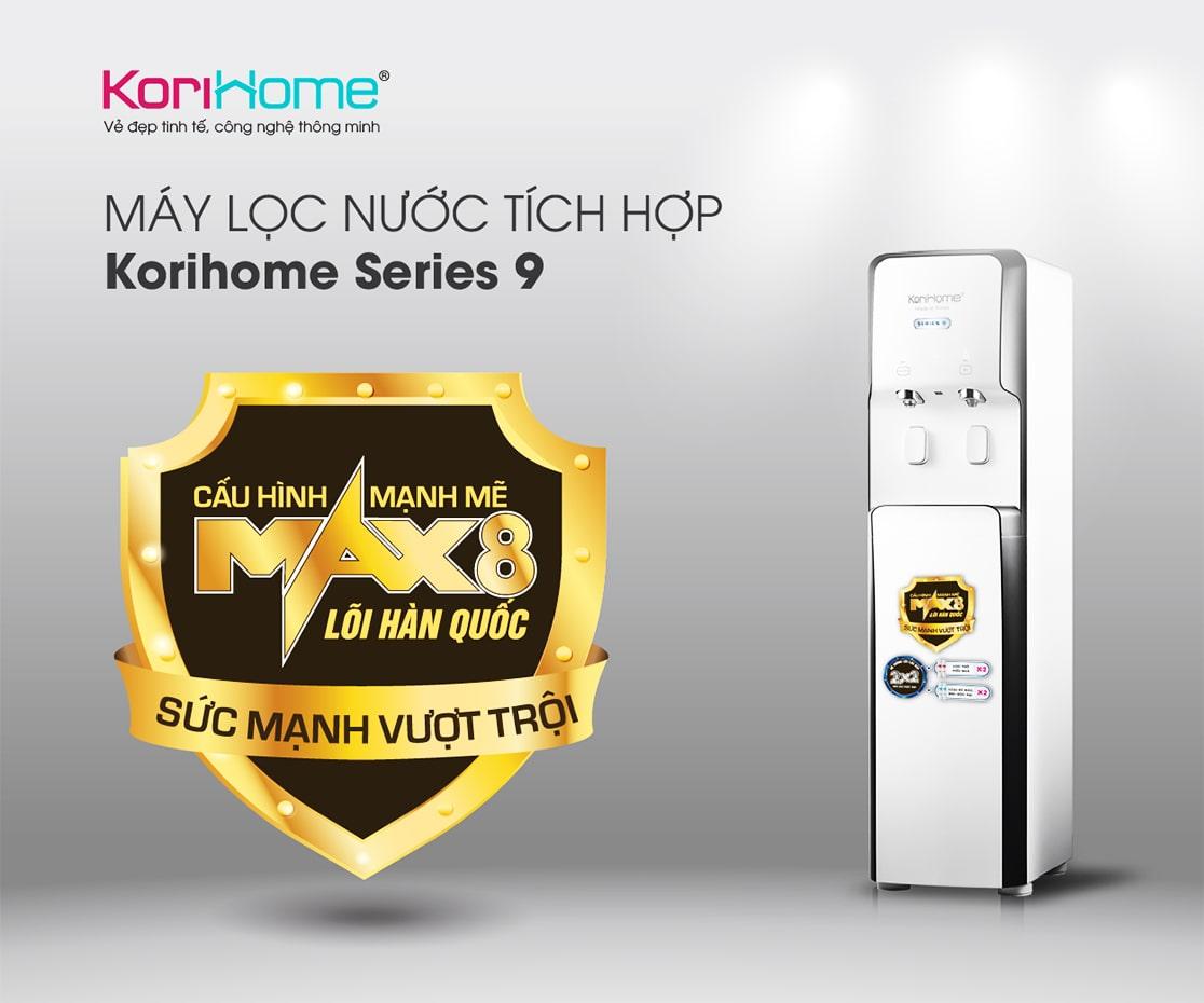 Korihome là một thương hiệu quen thuộc với người tiêu dùng Việt Nam