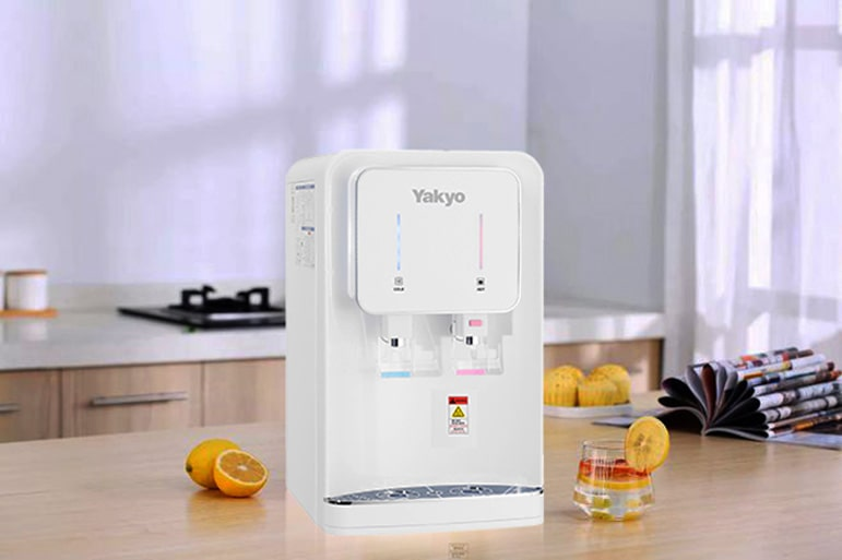 Yakyo TP-815Y là sản phẩm máy lọc nước nóng lạnh treo tường thế hệ mới