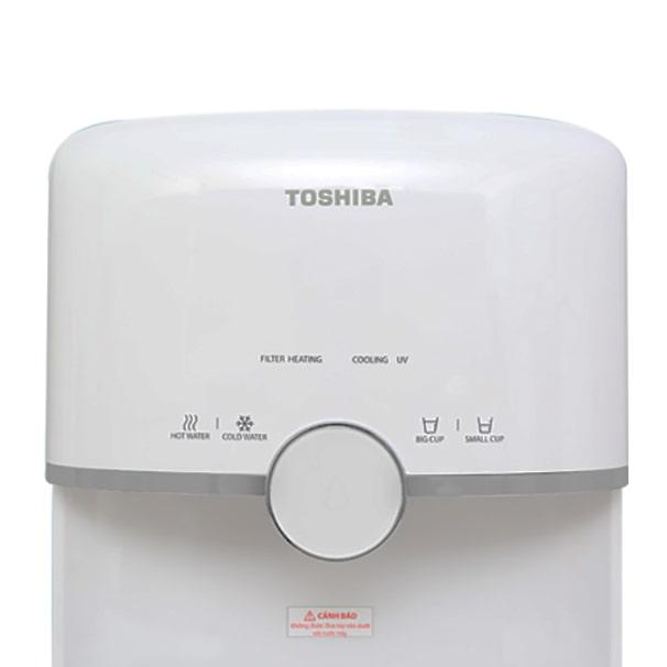 Thương hiệu máy lọc nước nóng lạnh Toshiba đến từ Nhật Bản