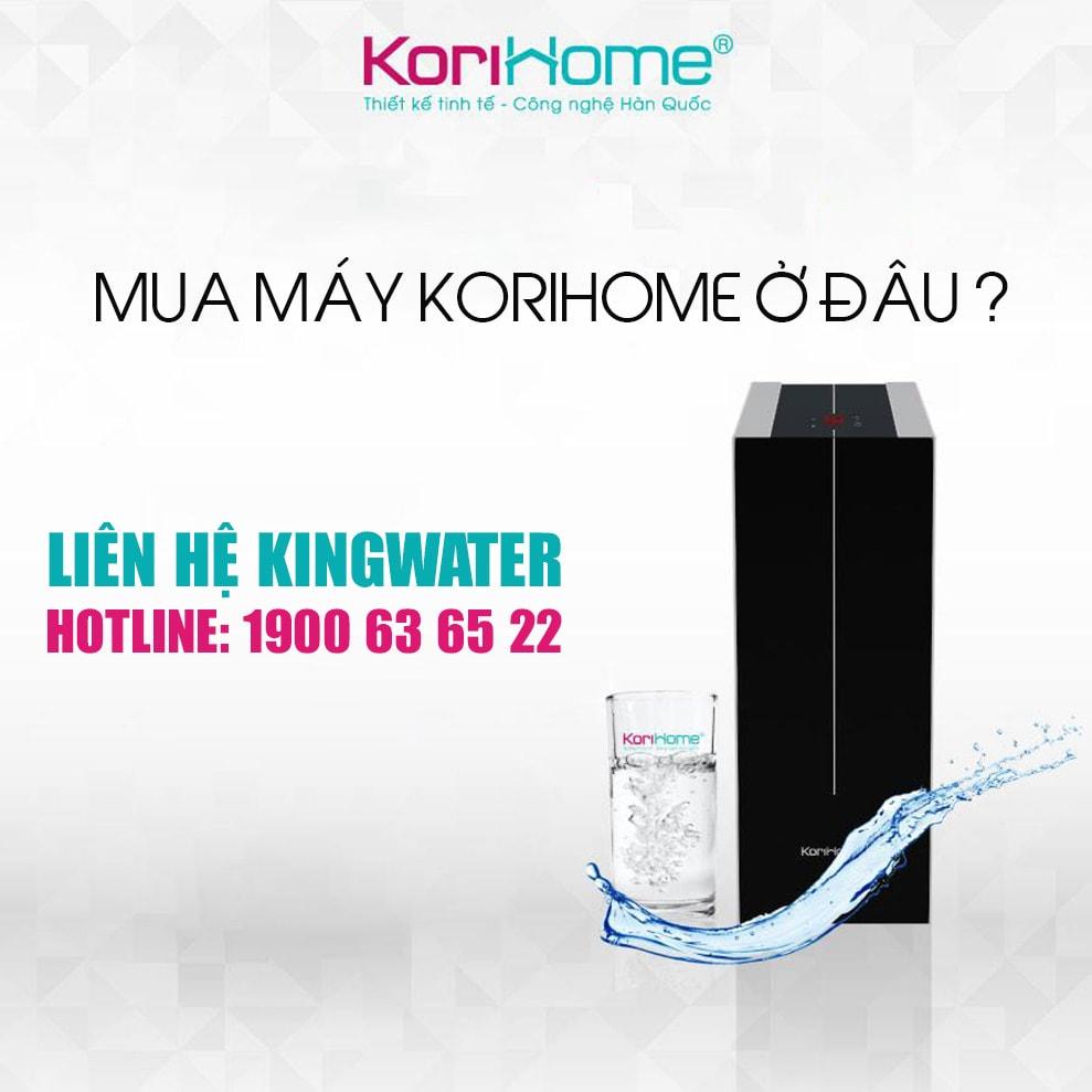 Để sở hữu máy lọc nước K-book WPK-K91 chính hãng hãy đến các cửa hàng của KingWater