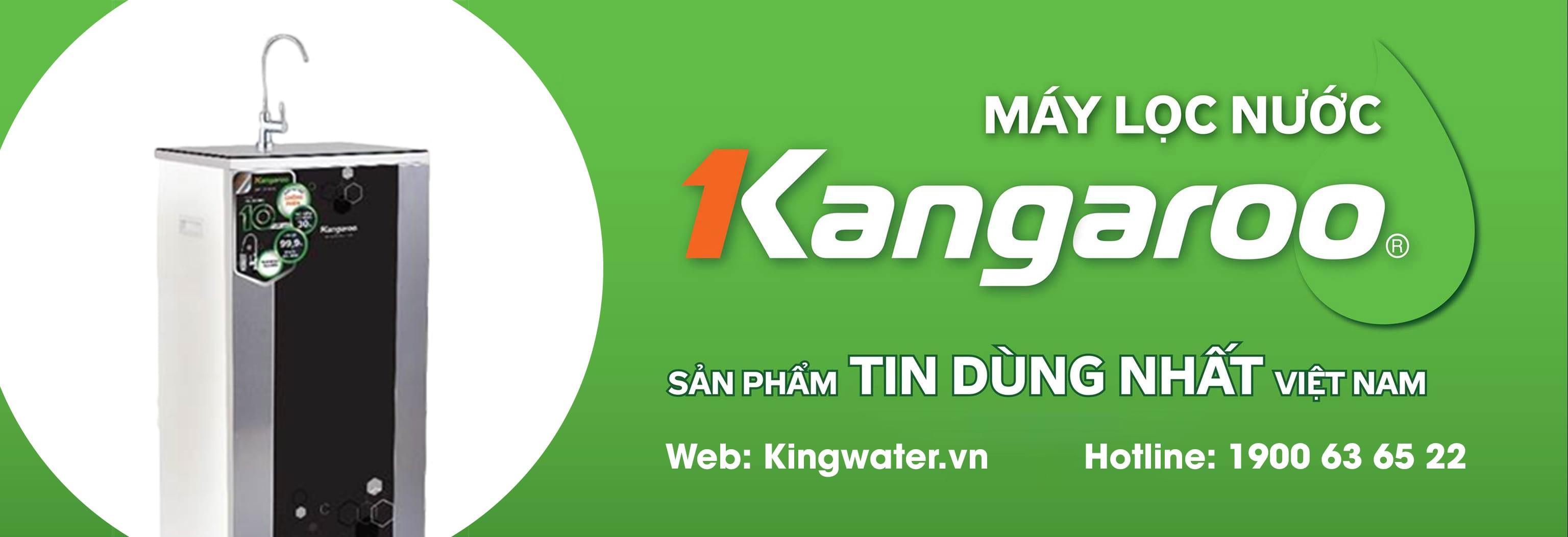 King Water là nơi cung cấp sản phẩm máy lọc nước mặn thành ngọt thương hiệu Kangaroo uy tín