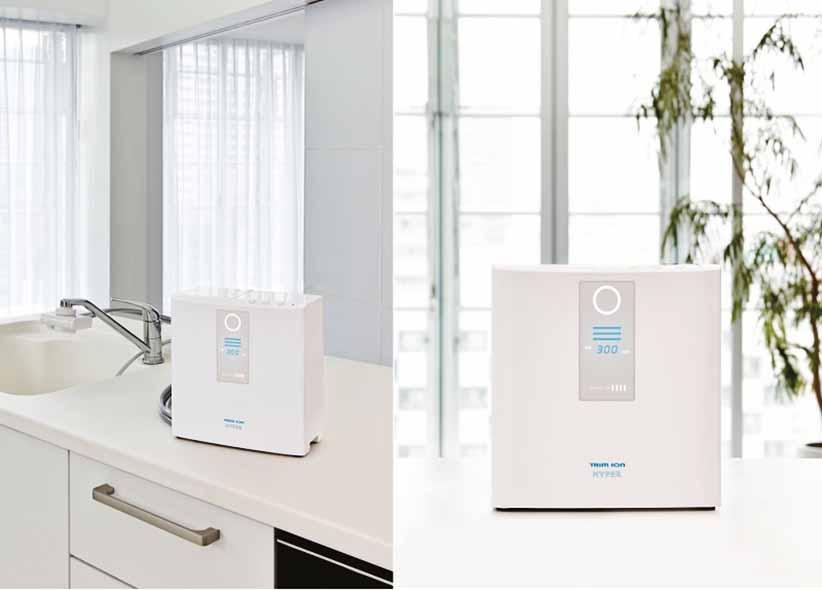 Trim ion được xếp vào top những máy lọc nước điện giải Nhật Bản được mua nhiều nhất hiện nay