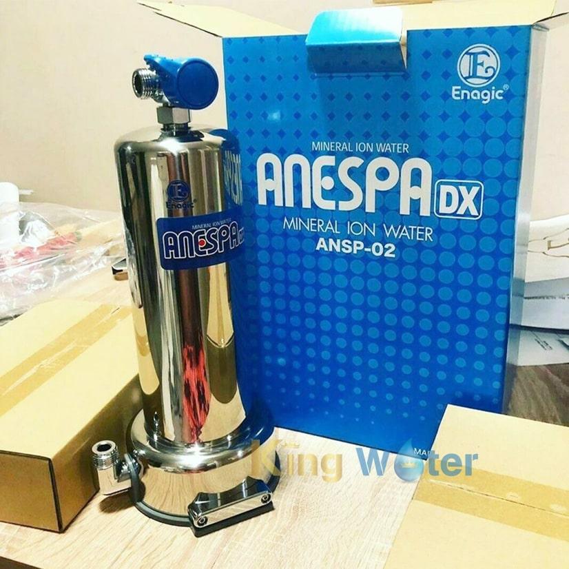 Hình thực tế máy máy lọc Kangen Anespa DX