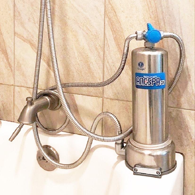 Hình ảnh thực tế máy máy lọc nước Kangen Anespa DX