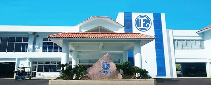 Tập đoàn Enagic đến từ Nhật Bản có hơn 40 năm kinh nghiệm hoạt động