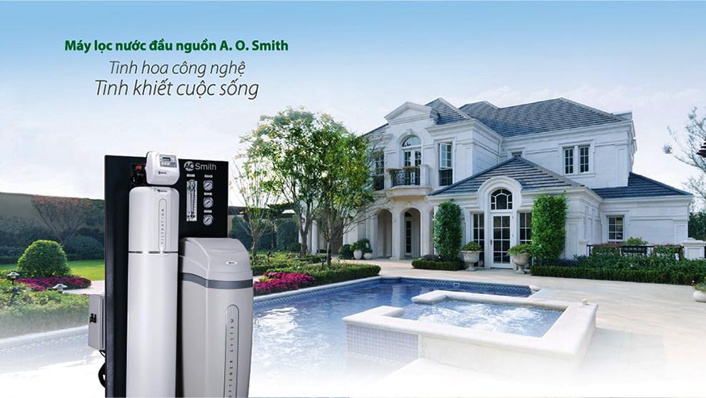 Máy lọc nước AoSmith LS03U có thể giúp bạn giải quyết những vấn đề trên