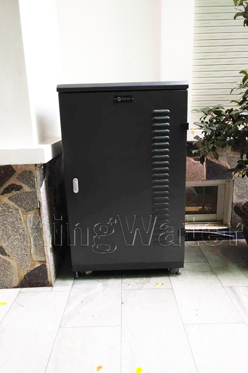 Hình ảnh lắp máy lọc nước Ao Smith i97